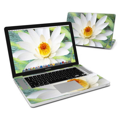 MacBook Pro 15in Skin - Liquid Bloom