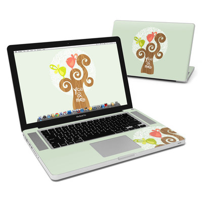 MacBook Pro 15in Skin - Two Little Birds