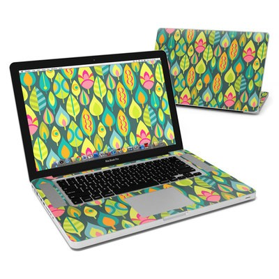 MacBook Pro 15in Skin - Little Leaves