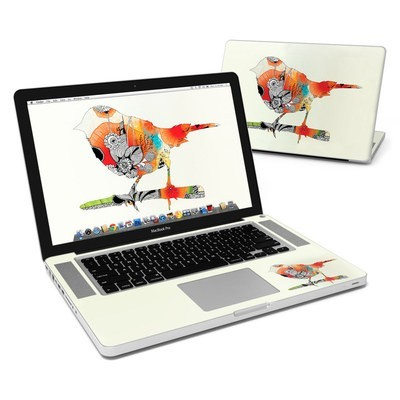 MacBook Pro 15in Skin - Little Bird