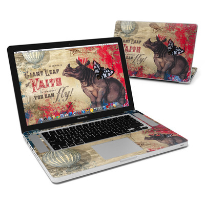 MacBook Pro 15in Skin - Leap Of Faith
