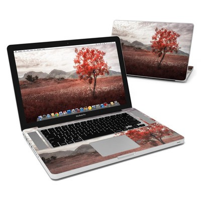 MacBook Pro 15in Skin - Lofoten Tree