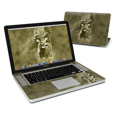 MacBook Pro 15in Skin - Lone Buck