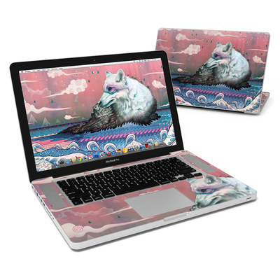 MacBook Pro 15in Skin - Lone Wolf