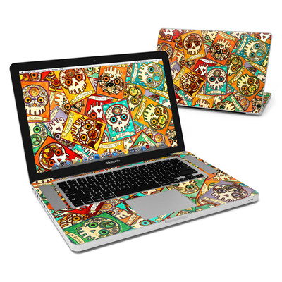 MacBook Pro 15in Skin - Loteria Scatter