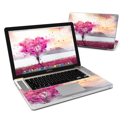 MacBook Pro 15in Skin - Love Tree