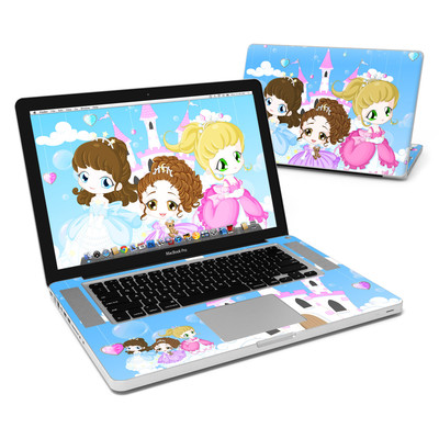 MacBook Pro 15in Skin - Little Princesses