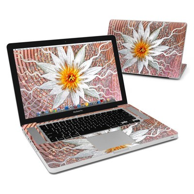 MacBook Pro 15in Skin - Lotus Illuminato