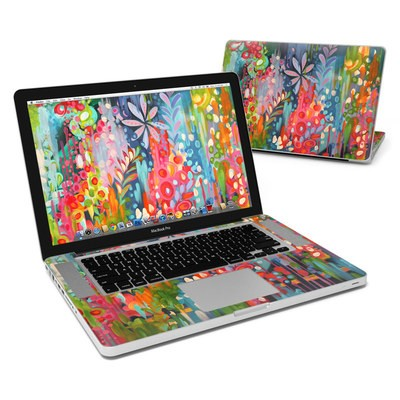 MacBook Pro 15in Skin - Lush