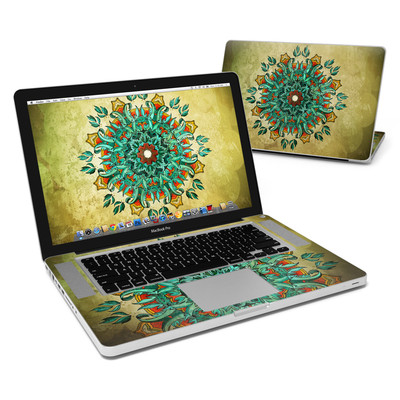MacBook Pro 15in Skin - Mandela