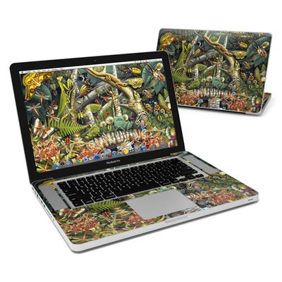 MacBook Pro 15in Skin - Mantis Mundi