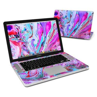 MacBook Pro 15in Skin - Marbled Lustre