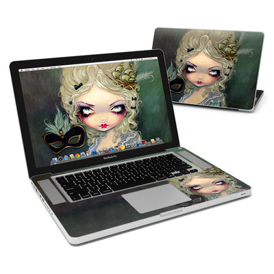 MacBook Pro 15in Skin - Marie Masquerade