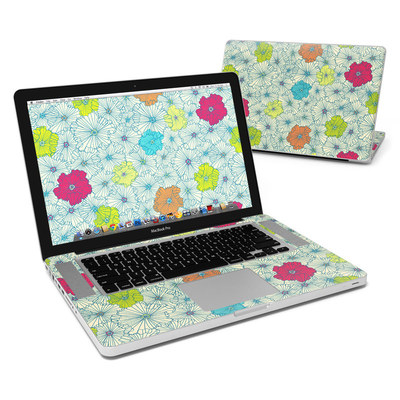 MacBook Pro 15in Skin - May Flowers