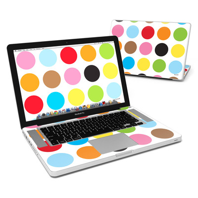 MacBook Pro 15in Skin - Multidot