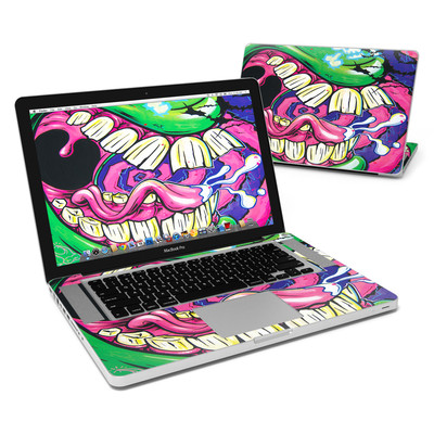 MacBook Pro 15in Skin - Mean Green