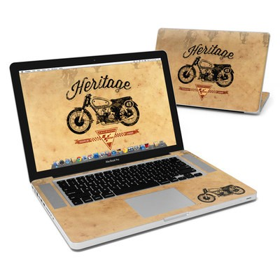 MacBook Pro 15in Skin - MotoGP Heritage