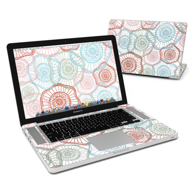 MacBook Pro 15in Skin - Micro Flowers