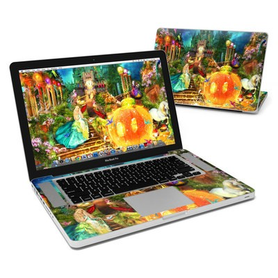 MacBook Pro 15in Skin - Midnight Fairytale
