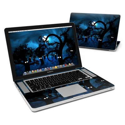 MacBook Pro 15in Skin - Midnight Forest
