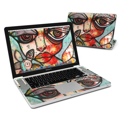 MacBook Pro 15in Skin - Mine