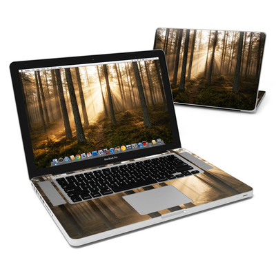 MacBook Pro 15in Skin - Misty Trail