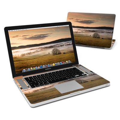MacBook Pro 15in Skin - Misty Morning