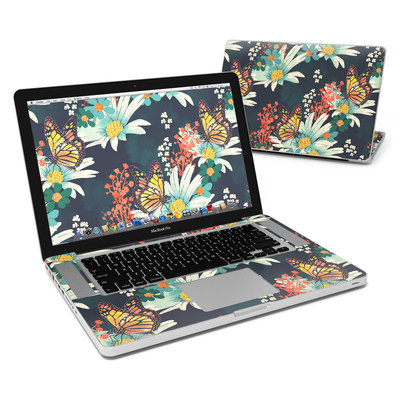 MacBook Pro 15in Skin - Monarch Grove