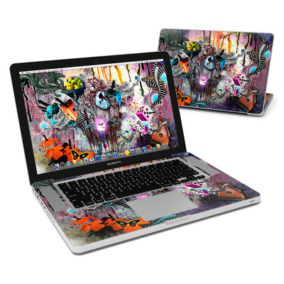 MacBook Pro 15in Skin - The Monk
