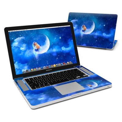 MacBook Pro 15in Skin - Moon Fox