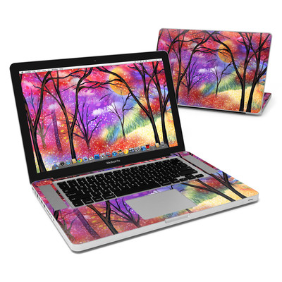MacBook Pro 15in Skin - Moon Meadow