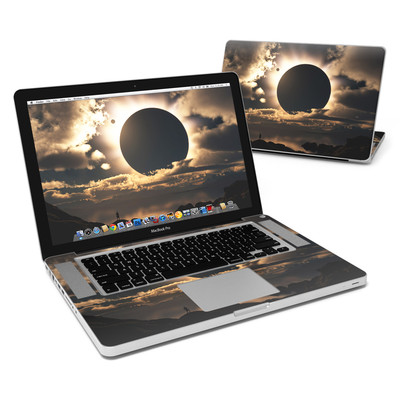 MacBook Pro 15in Skin - Moon Shadow