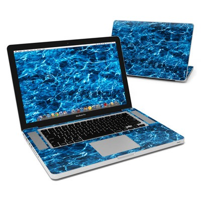 MacBook Pro 15in Skin - Mossy Oak Elements Agua