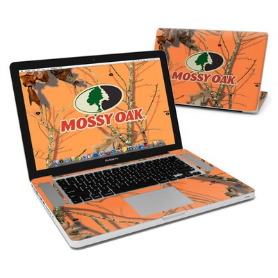 MacBook Pro 15in Skin - Break-Up Lifestyles Autumn