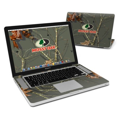 MacBook Pro 15in Skin - Break-Up Lifestyles Evergreen