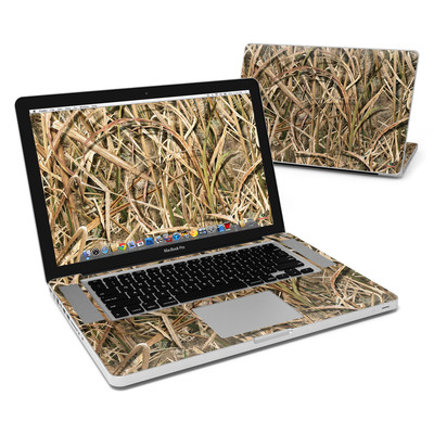 MacBook Pro 15in Skin - Shadow Grass Blades