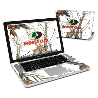 MacBook Pro 15in Skin - Break-Up Lifestyles Snow Drift