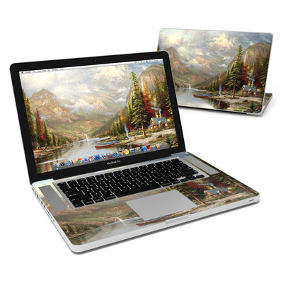 MacBook Pro 15in Skin - Mountain Majesty