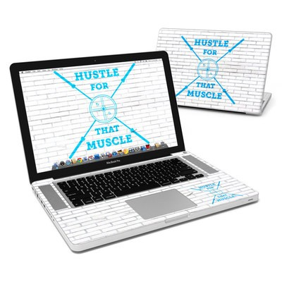 MacBook Pro 15in Skin - Muscle Hustle