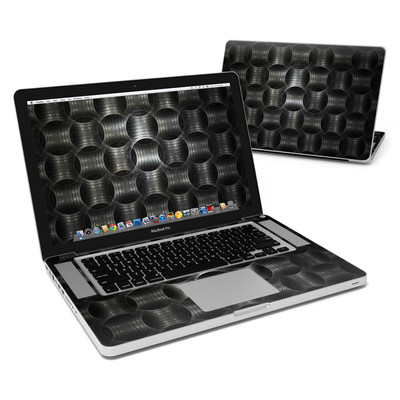 MacBook Pro 15in Skin - Metallic Weave
