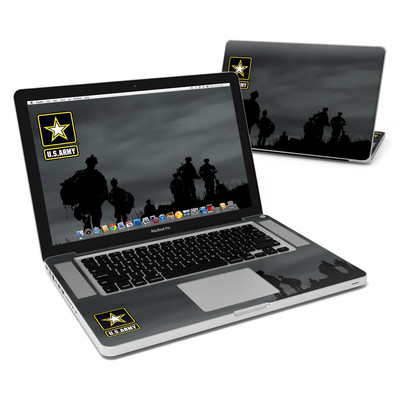 MacBook Pro 15in Skin - Night Action