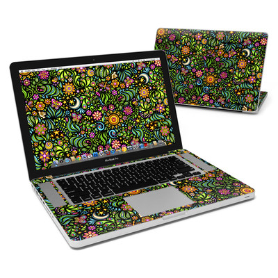 MacBook Pro 15in Skin - Nature Ditzy