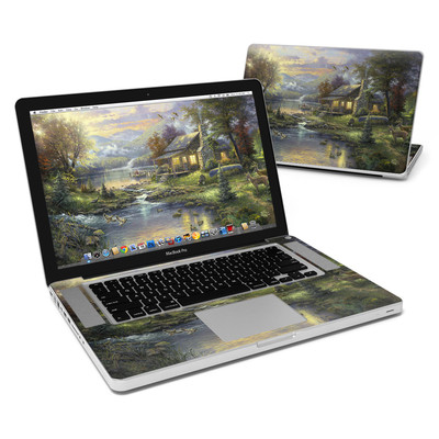 MacBook Pro 15in Skin - Natures Paradise