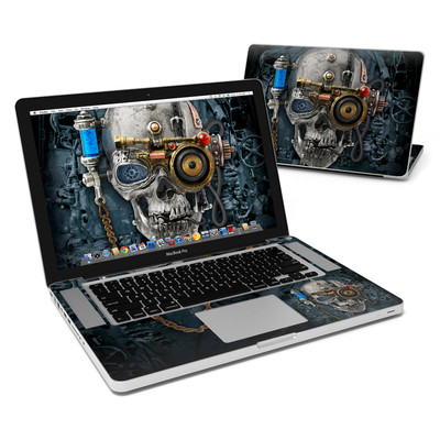 MacBook Pro 15in Skin - Necronaut