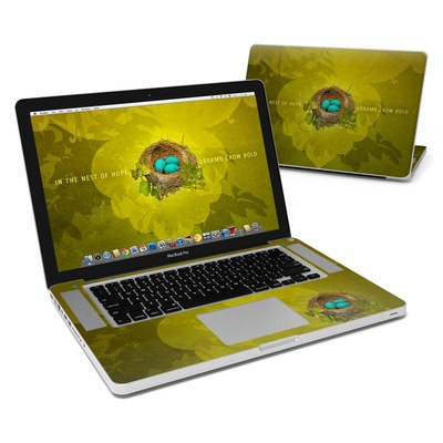 MacBook Pro 15in Skin - Nest of Hope