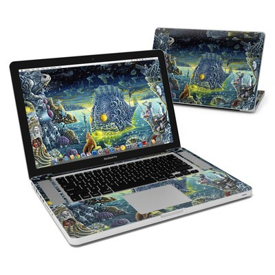 MacBook Pro 15in Skin - Night Trawlers