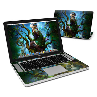 MacBook Pro 15in Skin - Nightshade Fairy