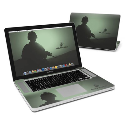 MacBook Pro 15in Skin - Night Vision