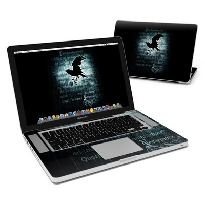 MacBook Pro 15in Skin - Nevermore