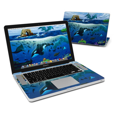 MacBook Pro 15in Skin - Oceans For Youth